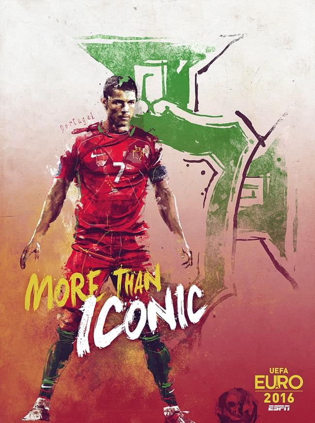 Cristiano Ronaldo za Portugalsko, ktoré by chcelo siahnuť na najvyššie méty. Poliak Robert Lewandowski a niekoľko ďalších hviezd pošského futbalu nás môže svojou hrou potešiť, ale i sklamať.