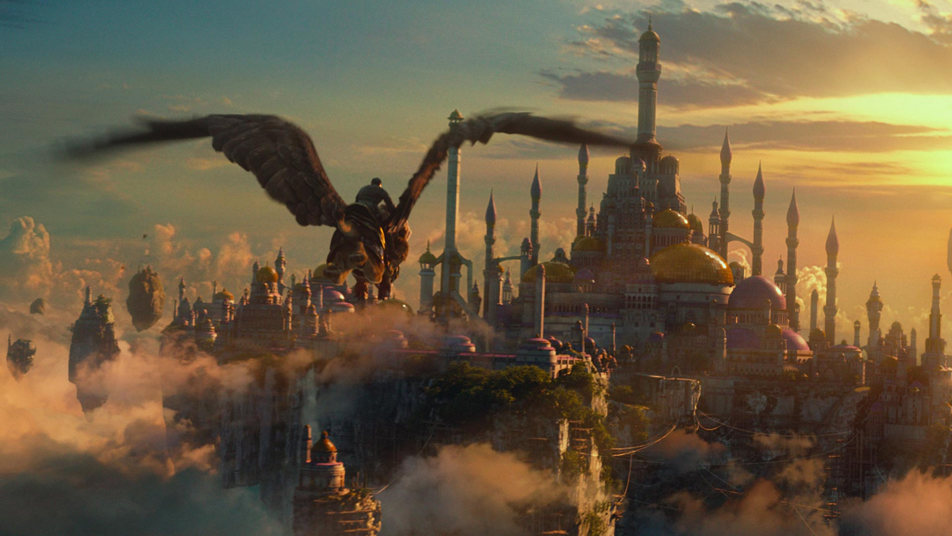 Warcraft vo filme