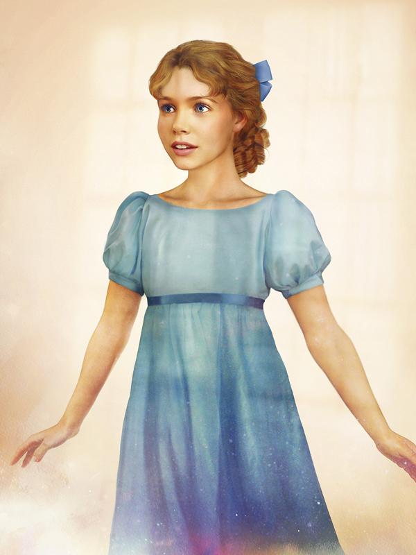 Wendy, Peter Pan