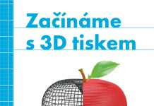Začínáme s 3d tiskem. Liza Wallach Kloski, Nick Kloski. Obálka: Computerpress
