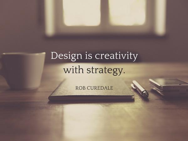 Design Kreativita Stratégia