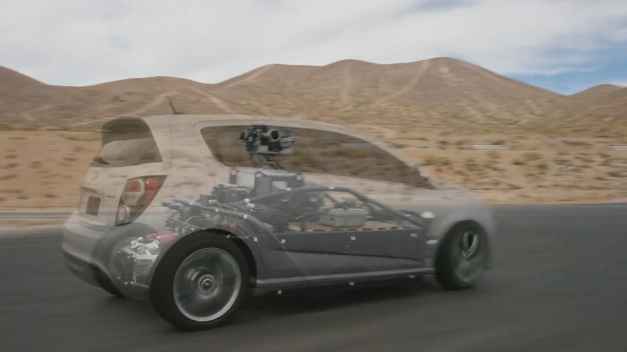 CG auto 4