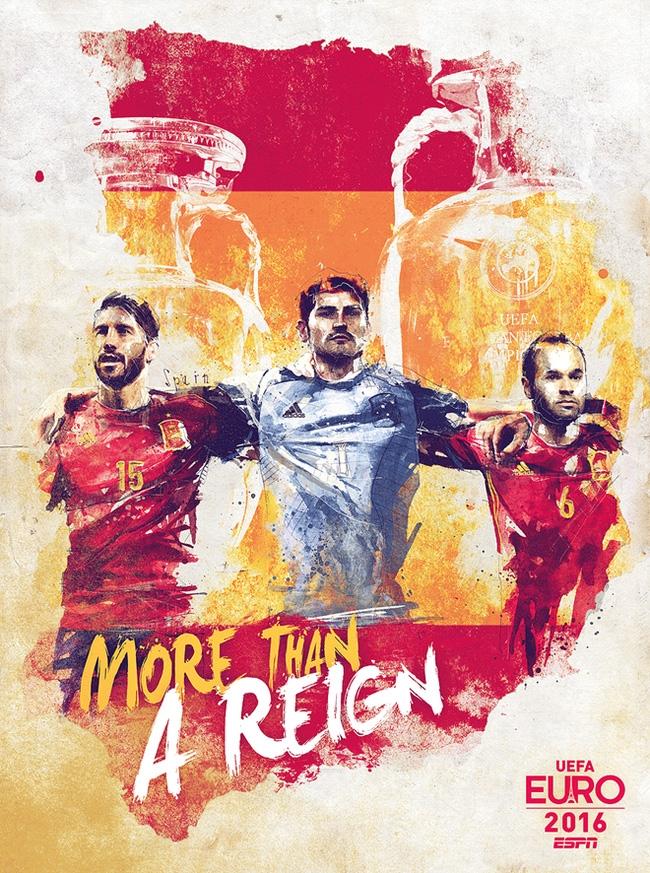 Španieli dominujú v európskom futbale už dlhšiu dobu, pomýšľajú aj na trofej EURO 2016.