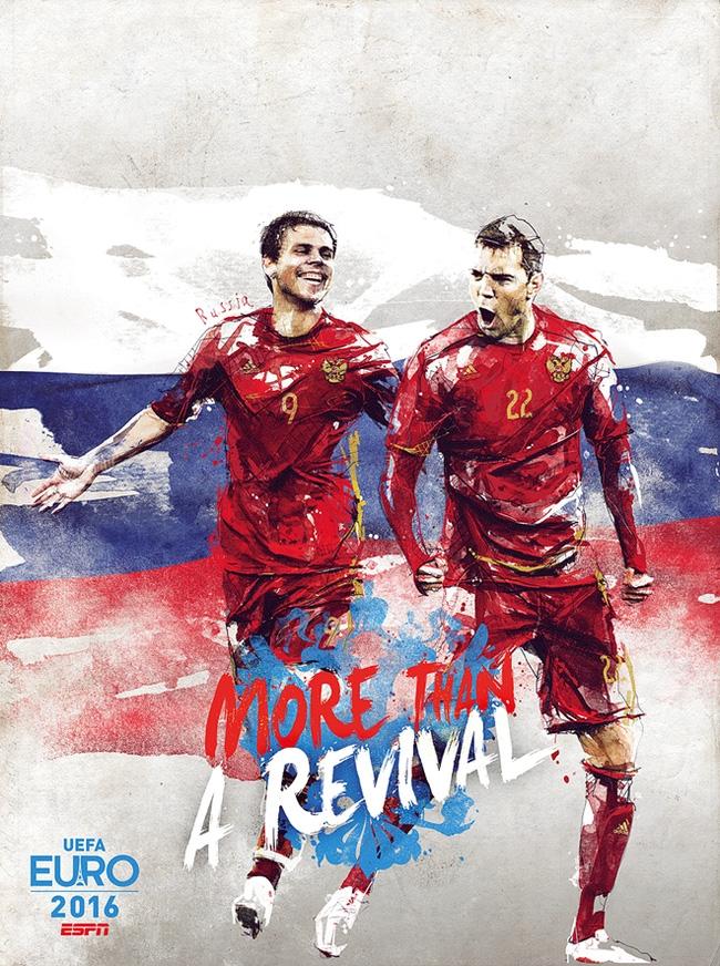 """Ruský výber sa """"vyznamenal"""" svojimi fanúšikmi, uvidíme ako dopadne zápas, ktorý hrajú s nami v týchto chvíľach. Podeľte sa s nami potom o komentáre ;-)"""
