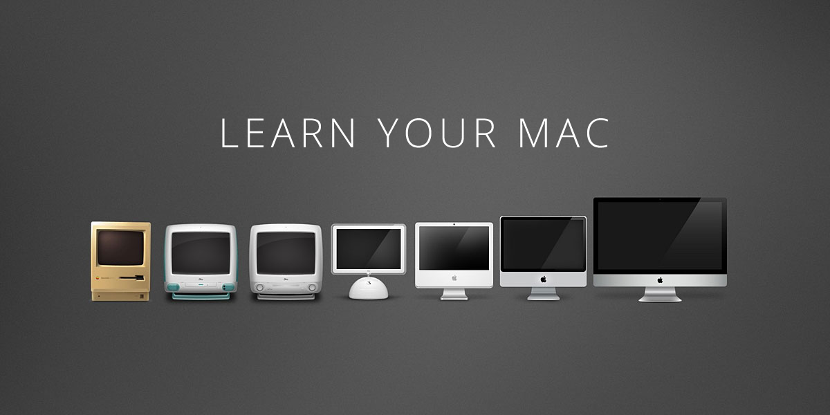 Mac Evolution