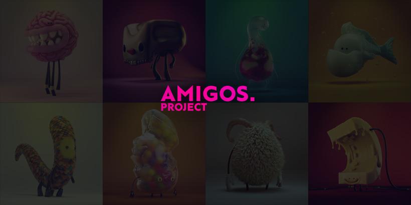 Projekt Amigos