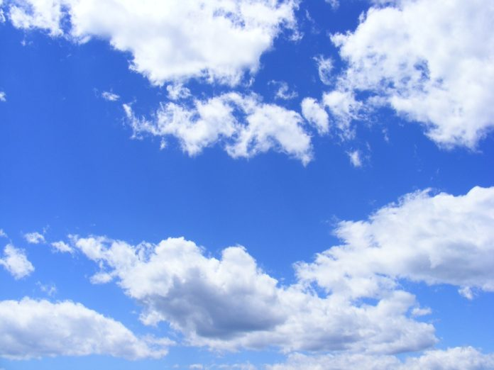 Prečo je obloha modrá?