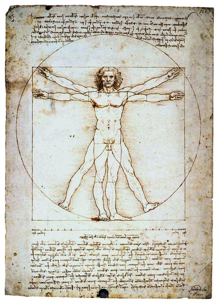 Ako Nakreslit ľudske Telo
