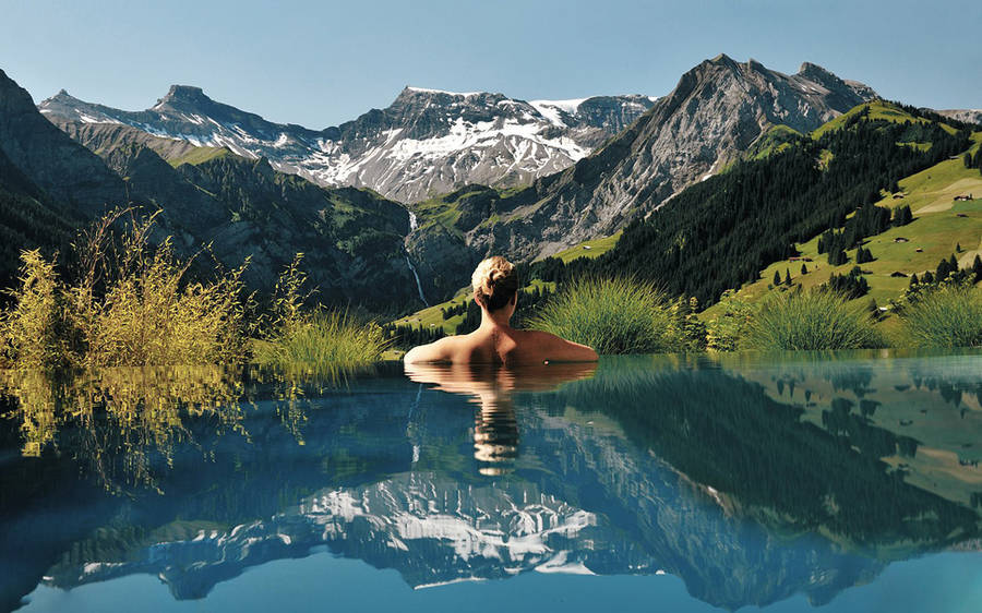 Cambrian Adelboden, Switzerland.