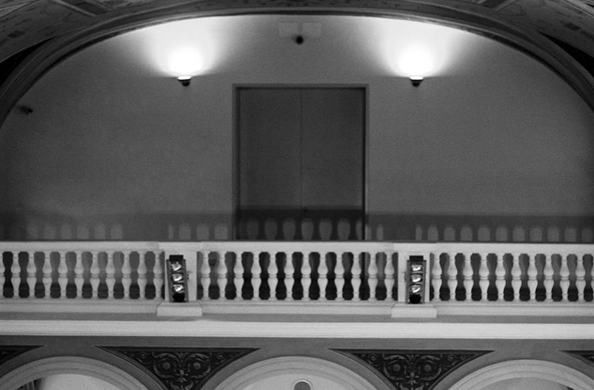 Symetria v architektúre.