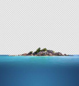 Photoshop - ostrov 01