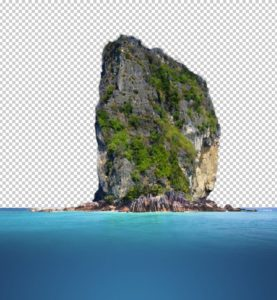Photoshop - ostrov 06