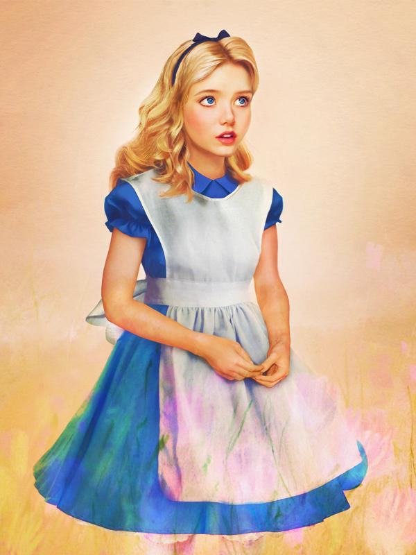 Alica v krajine zázrakov