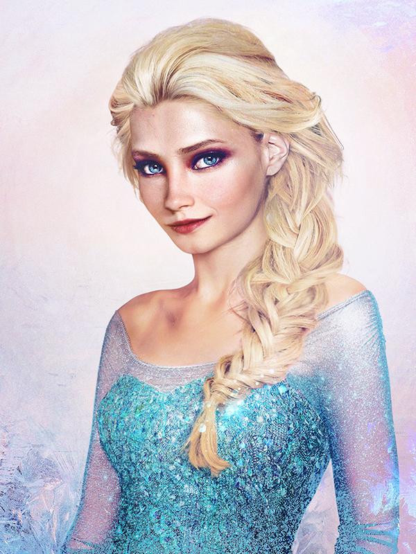Elsa, Frozen