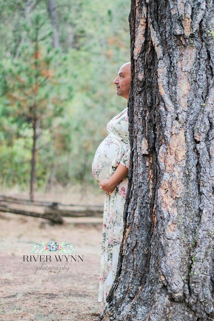 Veľmi vtipná a inšpiratívna spomienka na tehotenské bruško!