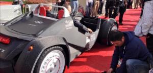 Strati automobil z 3D tlačiarne vyšiel za 44 hodín.